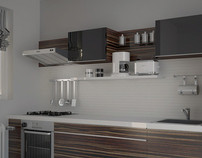 ANOTHER SMALL KITCHEN