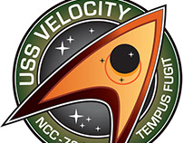 USS Velocity Logo - Graphic Design