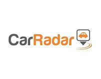Marca Carradar - Portal de serviços automotivos em BH