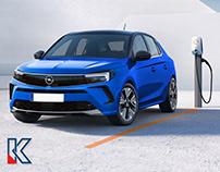 Opel Corsa-e 2023