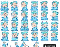 sticker packs iOS10