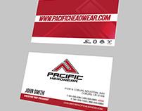 Pacific Headwear Brand
