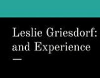 Leslie Griesdorf: Working Class Background