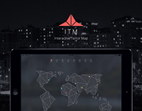 Interactive Terror Map