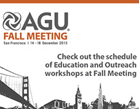 AGU Fall Meeting - Education Workshop Web Banners (4)