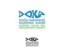 Doğu Karadeniz Kalkınma Ajansı'nın Yeni Kurum Kimliği