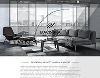 Architekci - projekt WWW