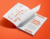 Plaqueta tipográfica | Objetos