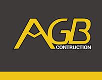 AGB Contruction Brand Identity