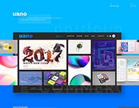 UANO Portfolio Web Template