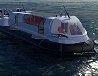 Hovercraft BELUGA
