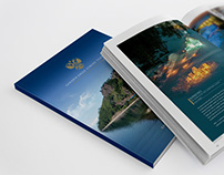 Luxury Holiday Website & Brochure Design