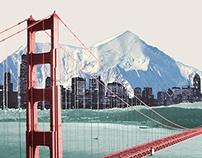 California Zephyr Poster
