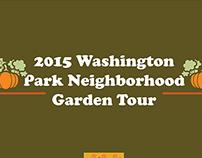 Washington Park Garden Tour 2015
