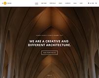 H-Code Architecture Wordpress  Theme