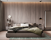 """Apartment in Moscow ZHK """"TriBeCa APARTMENTS"""""""