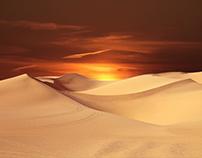 30 Spiritual Photos of Desert and Dunes