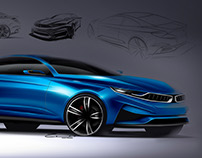 BMW 2 Series Proposal
