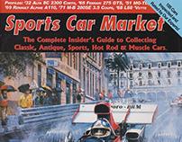 Sports Car Market magazine - Cover layouts