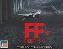 FikirPerest - Logo ve Afiş Tasarımı