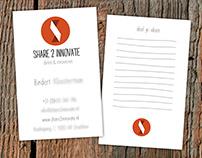 Corporate Identity Design - Share 2 Innovate