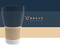 Breve Modular Coffee Mug