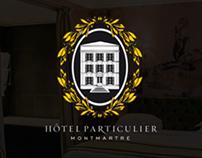 HÔTEL PARTICULIER - MONTMARTRE