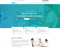 Consultancy Html Website Template