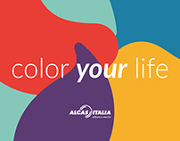 Visual identity // Alcas Italia