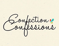 Kinetic Typography // Confection Confessions