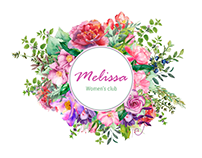 Logotype for Melissa