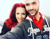with Patricia Field