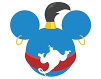Disney Ear Characters