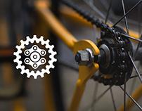 Bike Shop Logo Concept