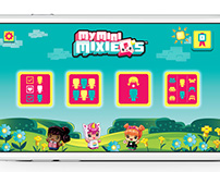 Mattel's My Mini MixieQs Mobile Game