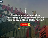 Fabrica da Felicidade - Coca Cola
