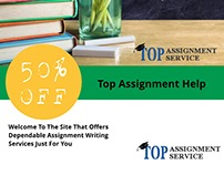 Assignment Writing in Major Subjects