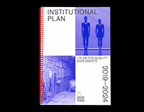 Institutional Plan – Publication