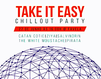 TAKE IT EASY @ CHILLOUT