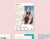 Yogaglo Instagram - Fall 2018