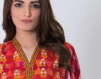 Khaadi pret II 2016