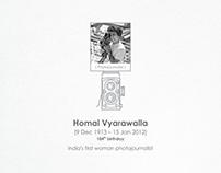 Homai Vyarawalla