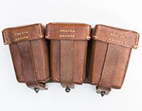 Cartouchières Impériales 1895 - 1915
