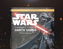 The Rise and Fall of Darth Vader | BOOK COVER