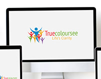 Truecoloursee Logo Design