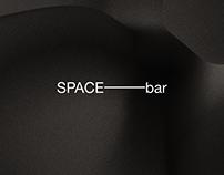 Space―bar branding