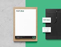 Factory 121 - Brand Identity