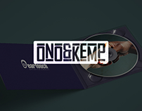 CD Cover: Ono & Kemp - Hip Hop retten
