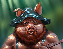 Redneck Pig