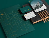 OLIVVER FLATS - Branding